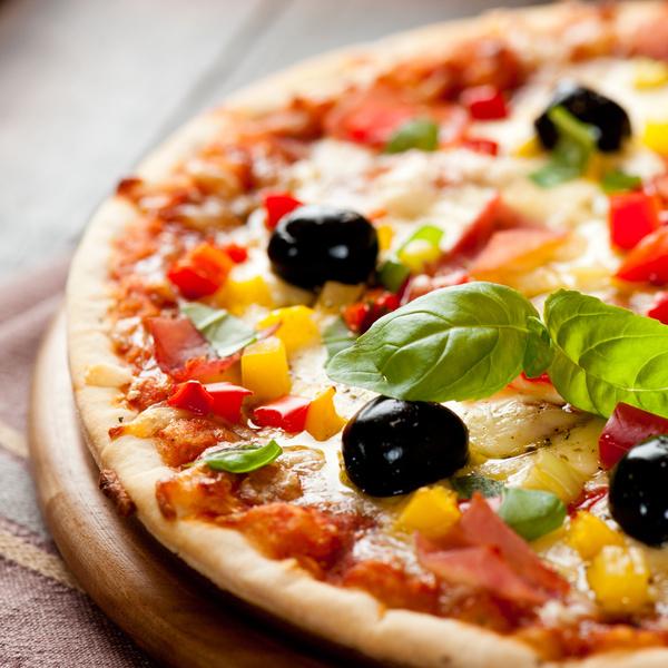 Pizze vegane
