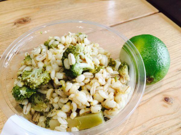 La Granadilla propone Orzo Bio con broccoli e lime