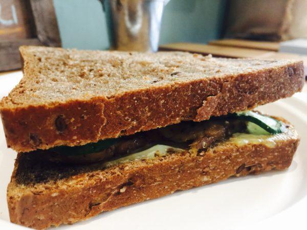 La Granadilla propone il Sandwich vegano