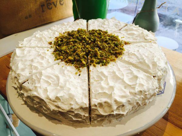 La Granadilla propone la Torta vegana
