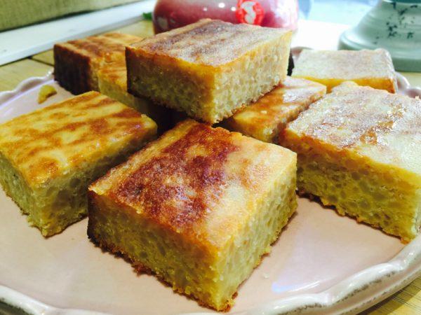 La Granadilla propone Torta di riso