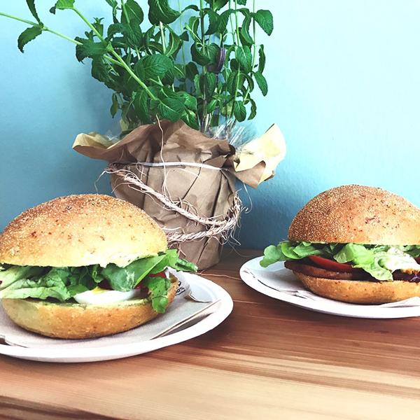 Burger Vegetariani e Vegani